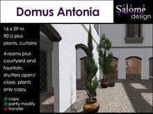 Domus Antonia - elegant Mediterranean Roman House