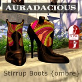 :AU:: Group gift Slink boots