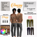 AmAzINg CrEaTiOnS Open Grey Men Formal Pant (CH) Promo price!