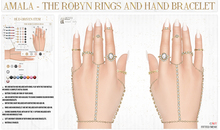 Amala - The Robyn Stacking Rings