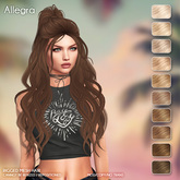 /Wasabi Pills/ Allegra Mesh Hair - Blonds