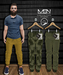[MSN Design] Clark Sweatpants [ARMY GREEN]