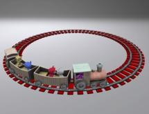 HappyBreed - Kitsune Train