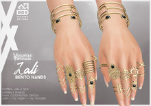 V/. VoluptasVirtualis -  [Lili] Bento Hands  - Maitreya - SLINK