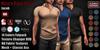 GAS [Men's Polo Shirt  Jacob - 14 Colors w/HUD FATPACK]