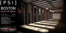 [PSI] BOSTON Studio Loft Small