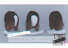 Moon. Hair // - Variety - Madness