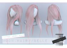 Moon. Hair // - B&W - Belle Fleur
