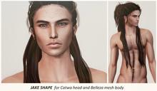 .QUENBY. - Jake Shape for Belleza male body