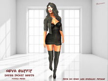 [F] Nova Outfit - Fitmesh