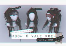 Moon. x [VALE KOER] Hair // - Blondes - Fatal Horizon