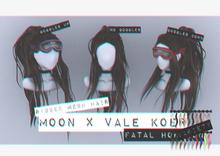 Moon. x [VALE KOER] Hair // - Variety - Fatal Horizon