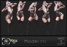 [ Focus Poses ] Model 142