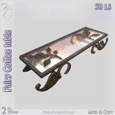 (Box) Fairy Coffee table