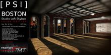 [PSI] BOSTON Studio Loft Large (2 in 1)