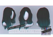 Moon. Hair // - Hysteria - Small