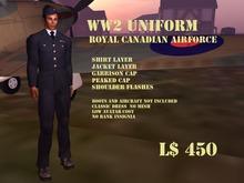 RCAF Uniform GAF