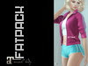 erratic / piper - shorts / FATPACK (maitreya)