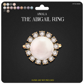 Amala - The Abigail Ring