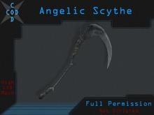 [COD] Angelic Scythe - Full Perm Weapon