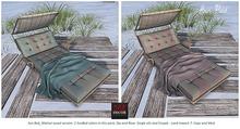 ONEDECOR_SUNBED_walnut wood_box