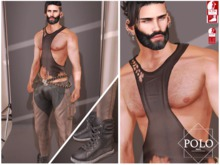 (MALE COMPLETE OUTFIT) TOUGH LOVE /SLINK