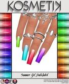 .kosmetik - Summer Gel Nails.faded
