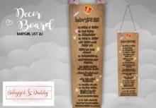 Babygirl&Daddytoo!-Babygirl List boxed