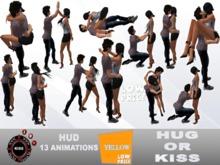 Hug or Kiss