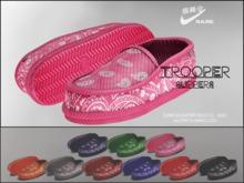 """#VERYRARE """"Trooper"""" Slippers #PINK"""