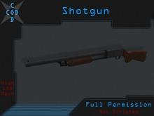 [COD] Shotgun - Full Perm Weapon