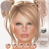 Outlet Oceane Limited Skin - Gina Bento skin Avorio Freckles [Catwa]