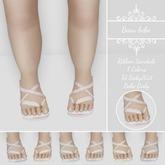 Ribbon Sandals FATPACK - TD Baby - TD Kid - Bebe Body