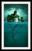 The Island Framed Art