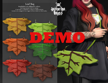 .{PSYCHO:Byts}. Leaf Bag -DEMO-