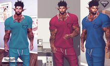R2A AESTHETIC DOCTORS SCRUBS OUTFITS
