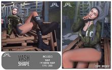 Nana - Vash DEMO Shape (Catya)
