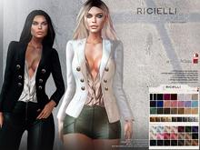 Ricielli - Gigi Blazer + Undershirt (21 Colors HUD)