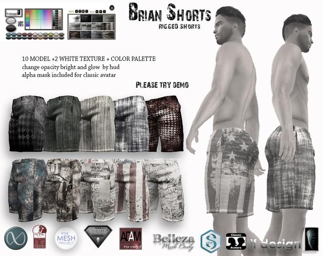 [lf design] Brian Shorts Demo