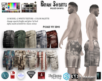 [lf design] Brian Shorts