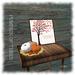 [Home Goods] - Pumpkin of Three Decoration w/ HUD