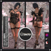 [RnR] Swag Fallen Angel Outfit (Black) [NEW RELEASE]