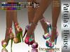 * Patulas House Encadenados Heels (70 colors).