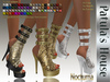 * Patulas House Nocturna Heels (70 colors).