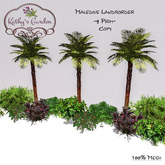 Kathy`s Garden  Maledive Landborder