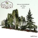 Kathy`s Garden Willow Landborder