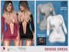 [ICEWERK] Denise Dress HUD Driven 20 Colors - PHYSIQUE, HOURGLASS, MAITREYA, BELLEZA