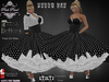 [PPD] Peggy Sue - Black Polkadot