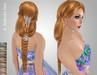 FaiRodis Julia flexi hair LIGHT BLONDE2 WITH decoration DEMO