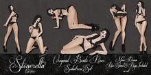 Stonerella :: Seductress Bento Pose Set